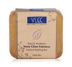 VLCC Natural Sciences Natural Bathing Bar - Insta Glow Fairness 125g - $5.75