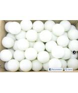 12 Ping Pong Table Tennis Balls White 1 Dozen High quality Beer - $4.89