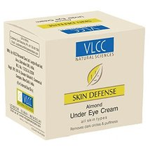 VLCC Natural Sciences Skin Defense Almond Under Eye Cream 15ml - $7.77