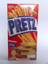 5 Boxes Glico Roast Bread Stick Pretz Snack - $18.99