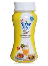 Sugar Free Gold is Equal to Zero Calories Low Calorie Sugar Substitute P... - $3.72
