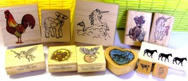 Rubber Stamp Collection-Animal - $23.75