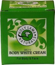 Holy Lama Body White Cream 50gm [Health and Beauty] - $5.94