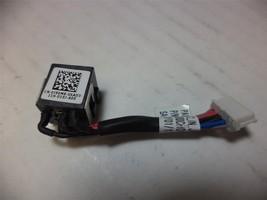 Genuine OEM DELL LATITUDE 6420 E4200 DC_IN POWER JACK CABLE J90M8 CN-0J90M8 - $4.21