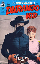 Durango Kid #2 (Ac Comics, 1990) - $1.00