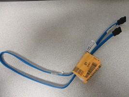Dell C293J Blue SATA Serial ATA Hard Drive Cable - $5.24