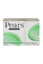 New brand Oil Clear Hypoallergenic Bar by Pears - 4.4 oz Soap - $2.96