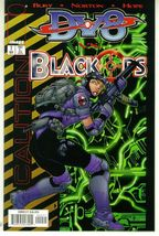 DV8 vs BLACKOPS #2 (Image Comics) NM! - $1.00