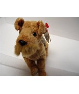 TY Beanie Baby Whiskers the Dog 2000 - $8.91