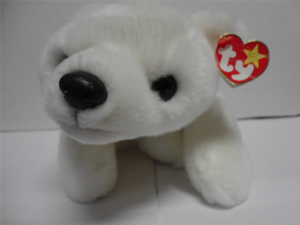 TY Beanie Original Buddy Chilly the Polar Bear 1998