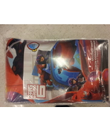 Big Hero Six 6 Twin/Single Size 4 Piece Comforter Sheet Set - $70.00