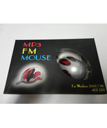 Lot of 2 FM Radio USB Mouse New in Box Vintage works with Windows 98 Win... - $17.81