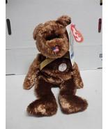 TY Champion The Beanie Baby Bear 2002 FIFA World Cup Korea Japan Licensed - $14.07