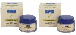 Vlcc Natural Sciences Skin Defense Almond Under Eye Cream - Pack of 2 - 30ml ... - $12.86