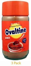 Ovaltine European Formula Malted Drink 14.1 Oz - 400g Bottle - 3 Pack [M... - $44.05