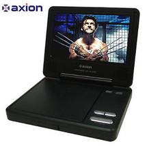 "Axion LMD-6708YB Portable DVD Player (7"") - $60.00"
