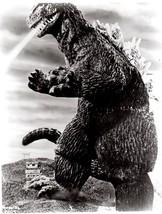 Godzilla B Monster Series Vintage 8X10 BW Movie Memorabilia Photo - $6.99