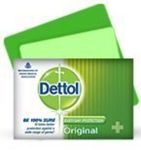 Dettol Original Soap 120gms [Health and Beauty] - $1.48