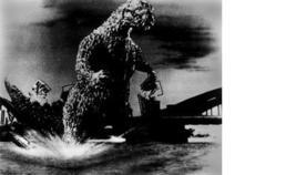Godzilla 5 Vintage 8X10 BW Monster Movie Memorabilia Photo - $6.99