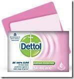 Dettol Skincare Soap [Health and Beauty]