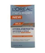L'oreal Men's Expert Hydra-energetic Anti-stress & Fatigue All-in One Mo... - $34.65