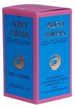 Auroshikha Centenary Nag Champa Fragrance Oil 5ml [Kitchen] - $8.81