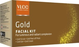 VLCC Natural Sciences Gold Facial Kit [Health and Beauty] - $10.84