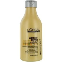 L'oreal Professional Paris Absolut Repair Cellular Lactic Acid Shampoo, 8.45-... - $15.54