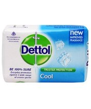 Dettol Cool Soap New Improved Fragrance 120gm [Misc.] - $2.96