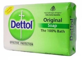 Dettol Soap 125g (Family Size) (Case of 12) [Health and Beauty] - $17.82