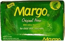 Margo Antibacterial Neem Soap 65g [Health and Beauty] - $1.97