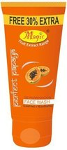 2 X Nature's Essence Magic Perfect Papaya Face Wash 65ml X 2 Pack = 130ml - $4.33