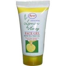 Ayur Lemon & Honey Face Gel with Tea Tree Oil [Misc.] - $2.96