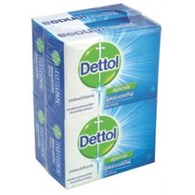 Dettol Soap Bar Cool 4X80 g . [Misc.] - $6.58