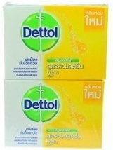 Dettol Soap Bar Fresh [Pack of 4].., Thailand [Health and Beauty] - $13.77
