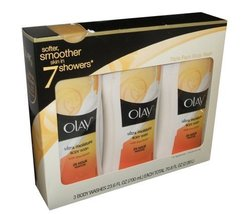 Olay Ultra Moisture Body Wash with SHEA BUTTER 3 PACK 23.6 OZ TOTAL 70.8... - $24.42