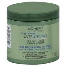 L'oreal Paris Everstrong Deep Replenishing Masque, 5.1-fluid Ounce - Pac... - $44.54