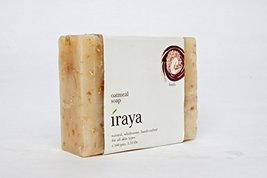 Iraya - Oatmeal Soap - 100gm [Misc.] - $9.33