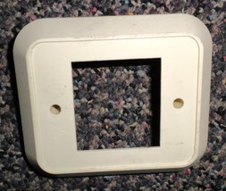 RV Almond Single Switchplate Cover - $5.94