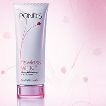 Pond's Flawless White Deep Whitening Facial Foam 100 g [Health and Beauty] - $8.91