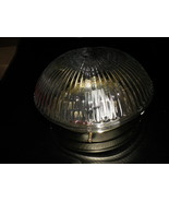 "Gustafuson Lighting Polished Brass Ceiling Mount 6"" Pan Light With Globe... - $19.80"