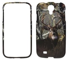 Camo Deer Pine Samsung Galaxy S 4 Case Cover Phone Cover Cases Protector... - $9.99