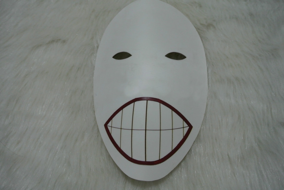 Handmade Tokyo Ghoul Aogiri Noro Mask Cosplay For Sale Masks