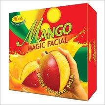 Nature's Mango Magic Facial Kit - Juice Up Your Skin 425g [Misc.] - $27.54