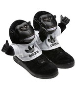 Adidas ObyO Jeremy Scott Gorillas JS Gorilla Sneaker Shoes RARE Originals