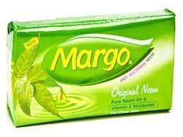 Margo Original Neem Soap 75g (Get Twelve Soap (12*2.6 oz)) [Misc.]