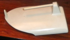 Singer 638 Touch & Sew Arm Top Cover Disc Door #163844 w/Hinges & Spool ... - $12.50