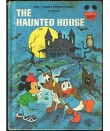 HAUNTED HOUSE (Disney's Wonderful World of Reading ; 33) [Hardcover] by ... - $28.95