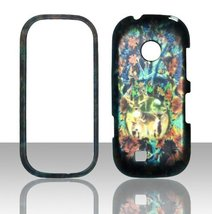 2D Camo Triple Deer LG Cosmos 2 II VN251 Verizon Case Cover Phone Protec... - $9.99