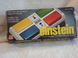 """""""EINSTEIN"""" - 1979 Game - $20.00"""